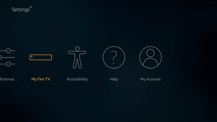Enable Unknown Sources My Fire TV - WATCHED APK