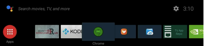 Cat Mouse App Install on Nvidia Shield