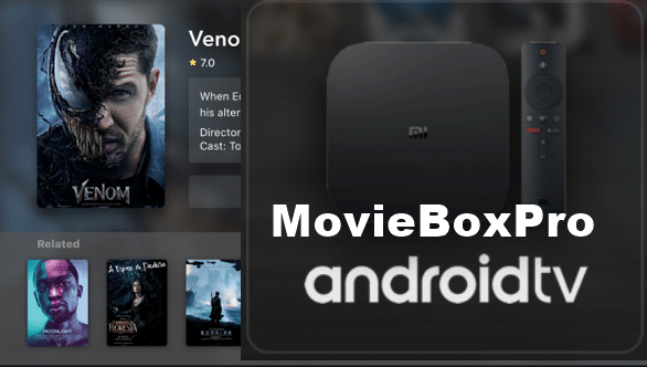 MovieBox Pro APK Download on Android TV & Smart TV