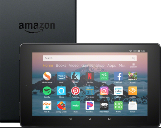 CatMouse APK on Kindle Fire