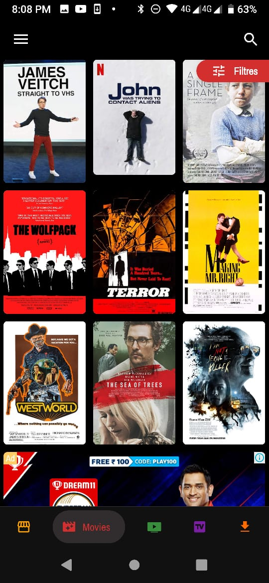 Watch Movies & TV Shows with SupaFlix App