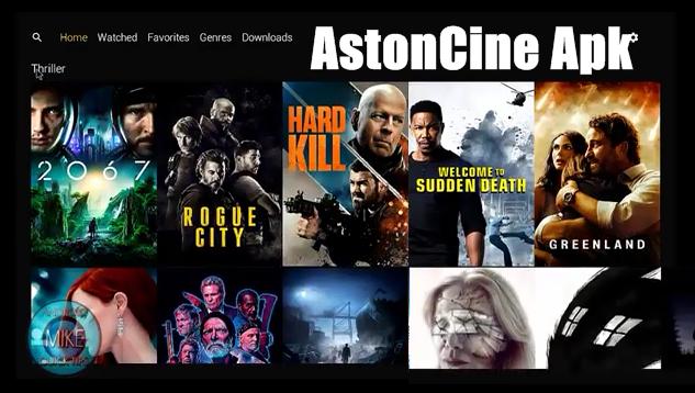 Aston Cine APK - Rebranded ZiniTevi App