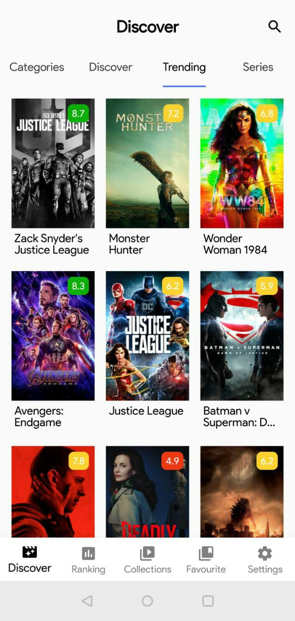 max movies ui