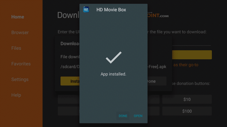MovieBox Plus APK