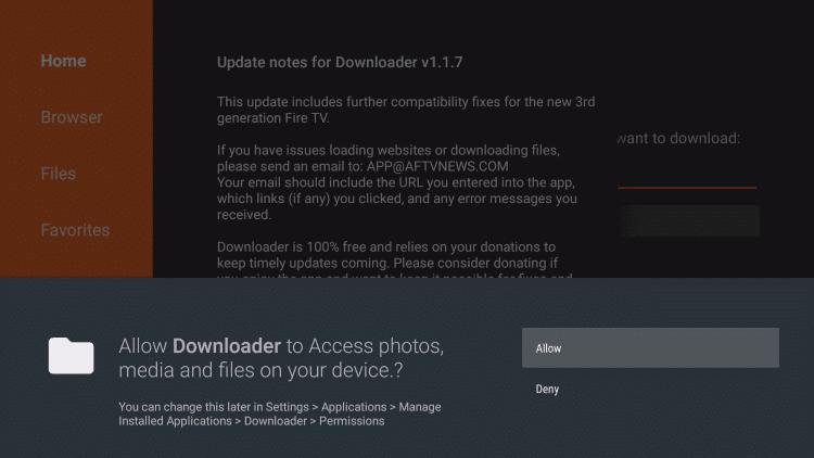 allow-downloader